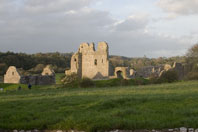 Photo of Ogmore Castle, Places to eat or go to see, Ogmore Castle at Ogmore Glamorgan Wales UK