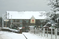 Photo of the Watermill at Ogmore, Places to eat or go to see, The Watermill in snow at Ogmore Glamorgan Wales UK